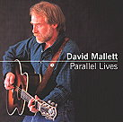 David Mallett, Parallel Lives cover