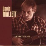 David Mallett, Artist in Me cover