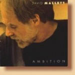 David Mallett, Ambition cover