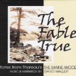 David Mallett, The Fable True cover