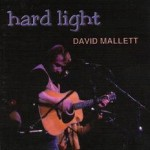 David Mallett, Hard Light cover