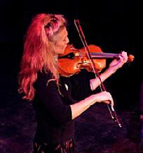 Susan Ramsey, violin and viola